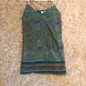 Fun tunic top from Anthropology!